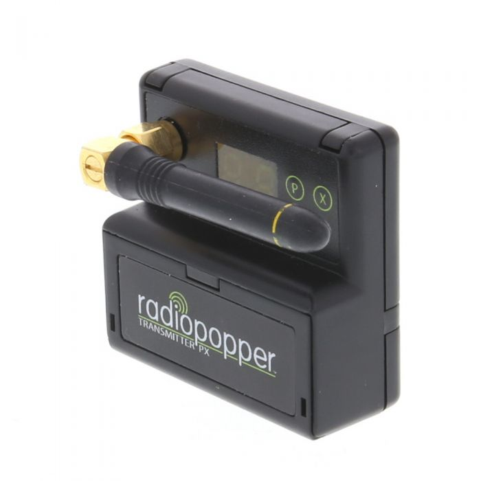 RadioPopper PX Transmitter (HSS and iTTL/ETTL Compatible)