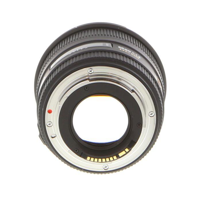 Sigma 50mm f/1.4 EX DG HSM Lens for Canon EF-Mount {77}