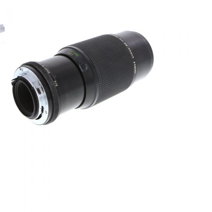 Vivitar 80-200mm F/4.5 MC Manual Focus Lens For Pentax K Mount {58}