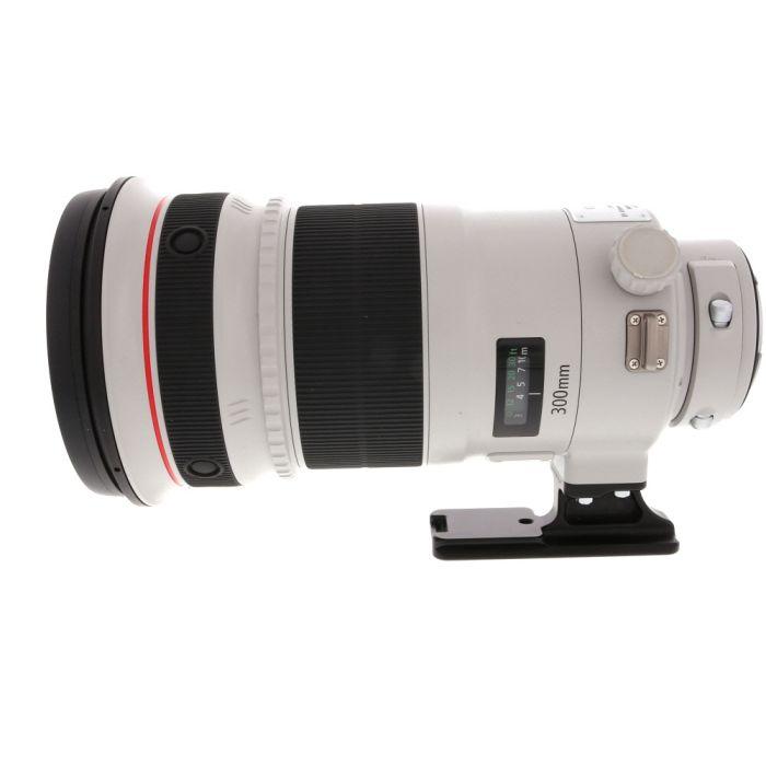 Canon 300mm f/2.8 L IS USM II EF-Mount Lens {Gel}