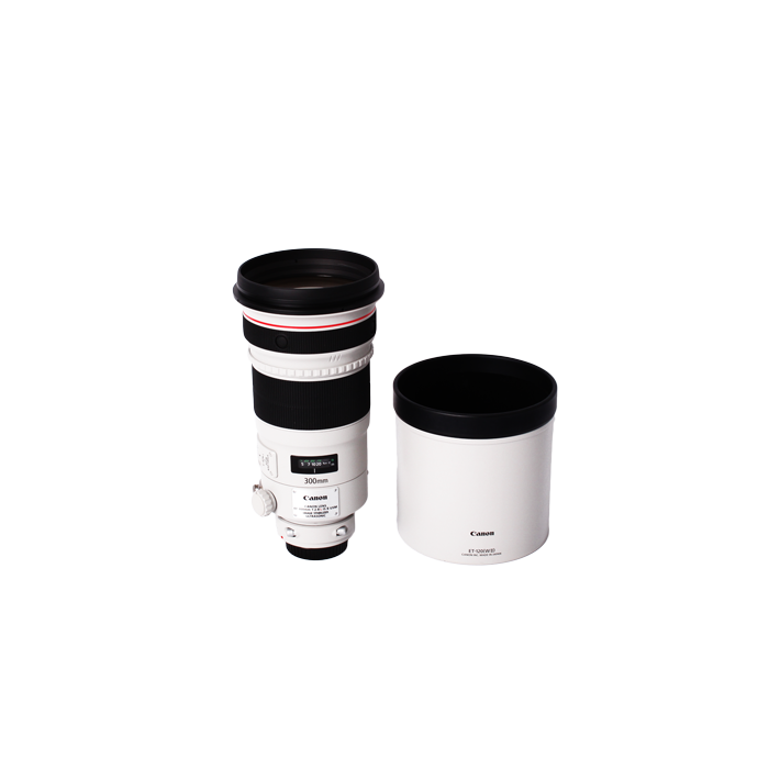 Canon 300mm f/2.8 L IS USM II EF-Mount Lens {Gel}
