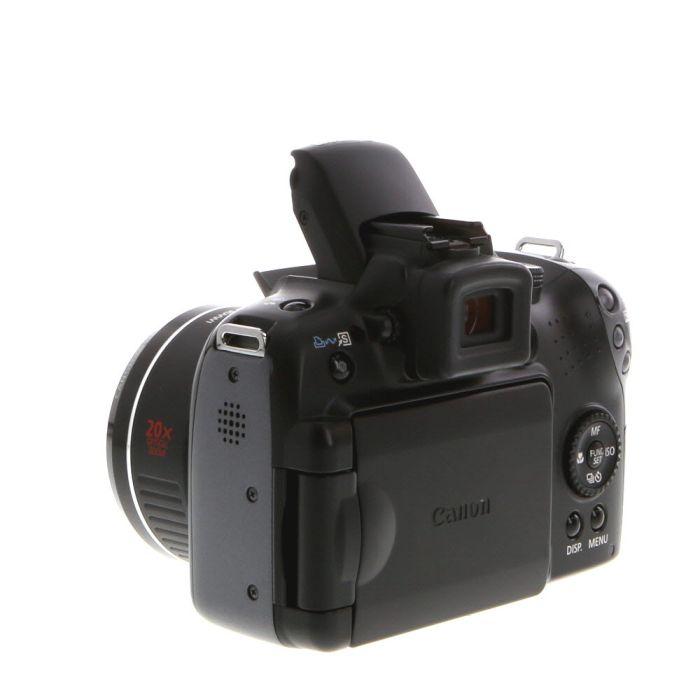 Canon Powershot SX10 IS Digital Camera, Black {10MP}