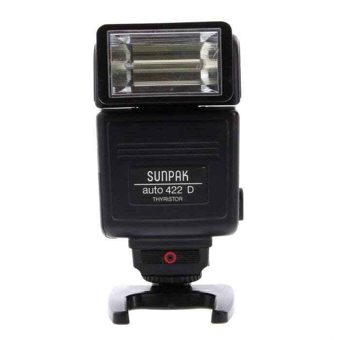 Sunpak 422D Auto Flash