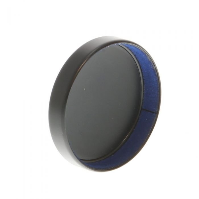 Voigtlander 44mm Front Lens Cap, Black, Metal, Push-On