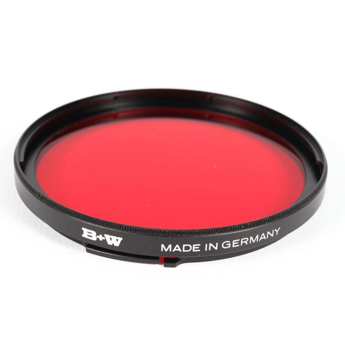 B+W Bayonet 60 Red 090 5X Filter