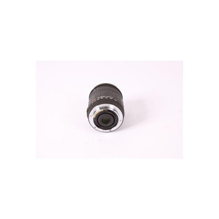 Quantaray 18-200mm F/3.5-6.3 D DIO Lens For Sony Alpha Mount {62}