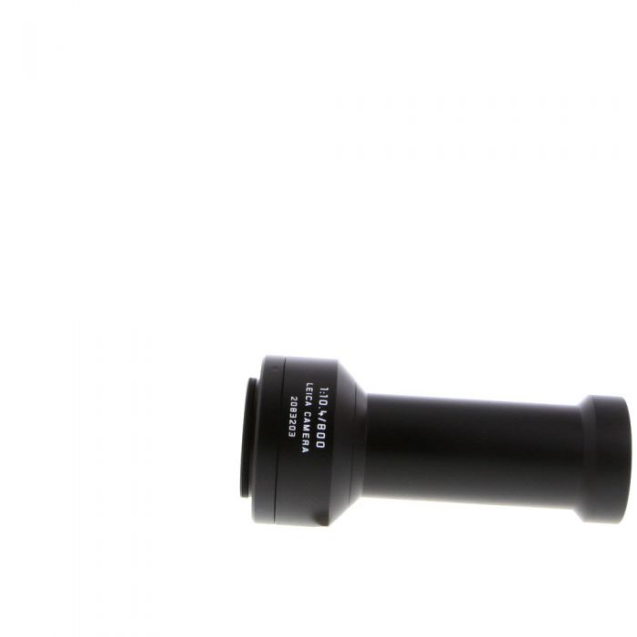 Leica Photo Adapter #42300 (for 800 F/10.4 Televid with T-77, 640mm f/10.6 with T-62) Requires T-Mount Adapter