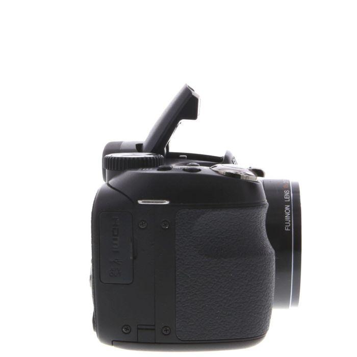 Fujifilm FinePix S2700HD Digital Camera, Black {12.2MP} Camera Only (Requires 4x AA)