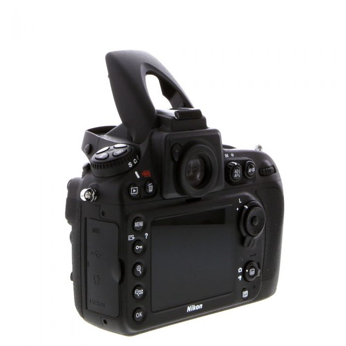 Nikon D800 DSLR Camera Body {36.3MP}