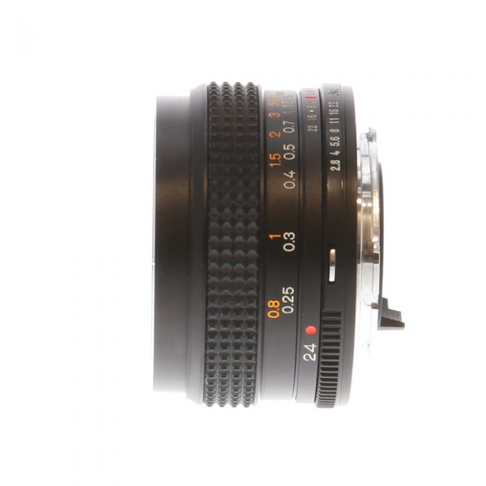 Konica 24mm F/2.8 (to f/22) Hexanon AE AR Mount Lens {55}