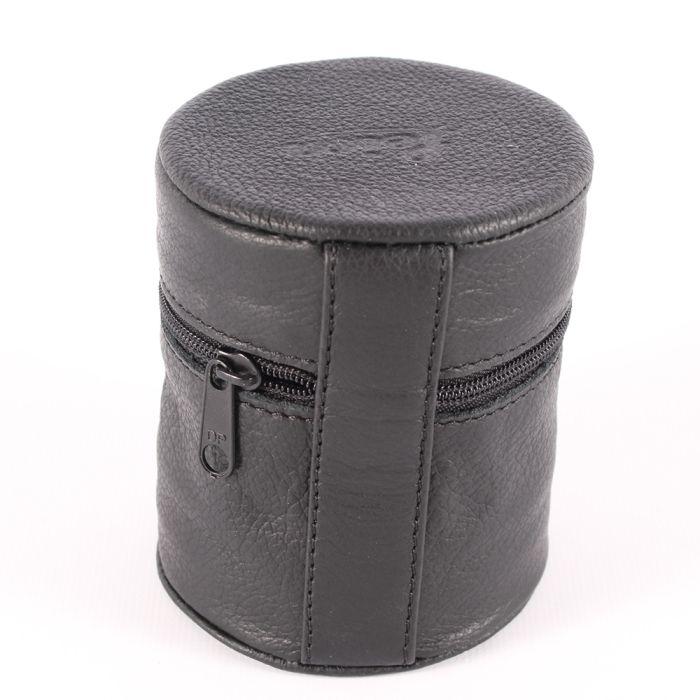 Leica 28 F/2 M ASPH Black Leather Lens Case