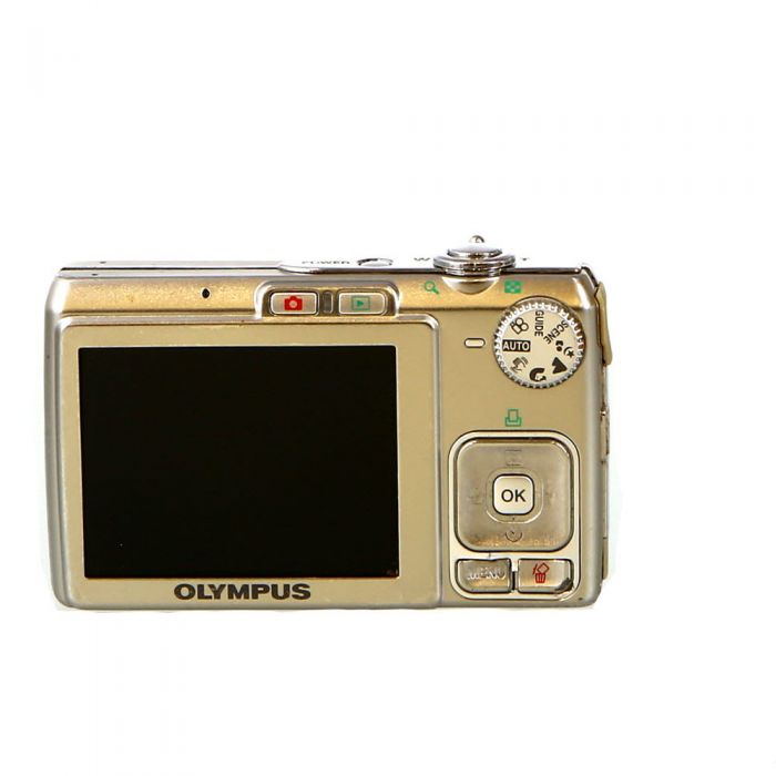 Olympus FE-230  Digital Camera (Camera Only) {7.1MP}