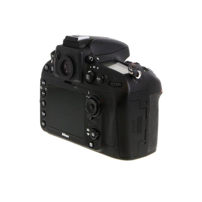Nikon D800E DSLR Camera Body {36.3MP}