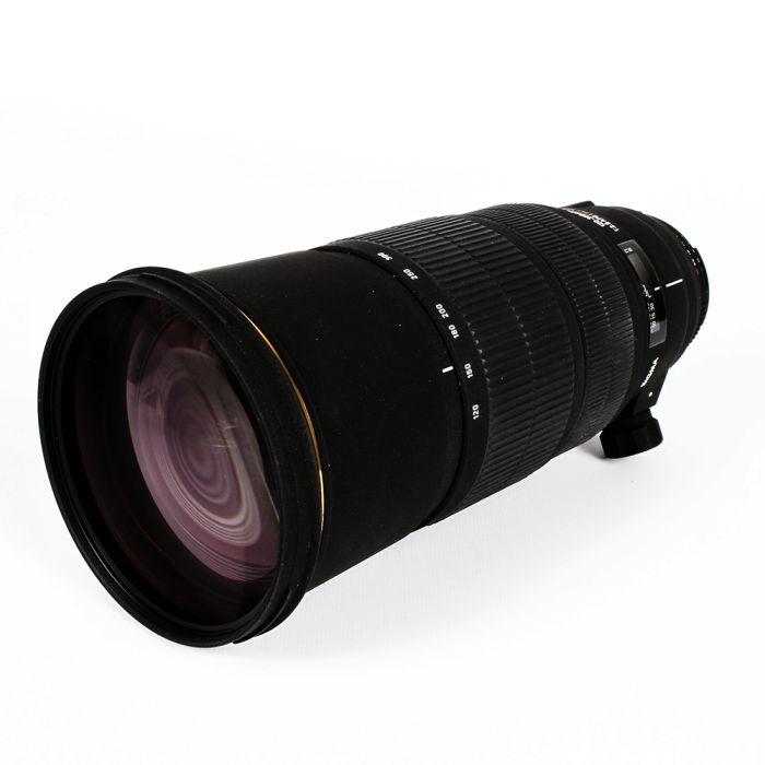 Sigma 120-300mm F/2.8 APO D DG EX HSM IF Autofocus Lens For Nikon {105}