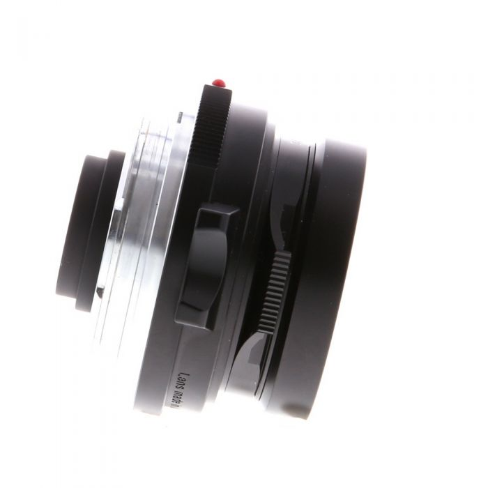 Voigtlander 21mm f/4 Color-Skopar Leica M-Mount Lens, Black {39}