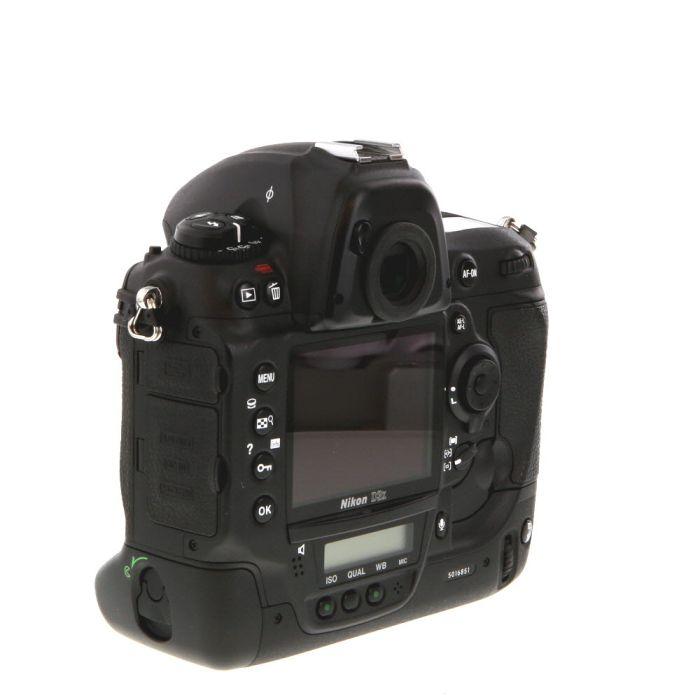 Nikon D3X DSLR Camera Body {24.5MP}