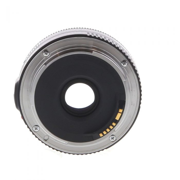Canon 40mm f/2.8 STM Pancake EF-Mount Lens, Black {52}