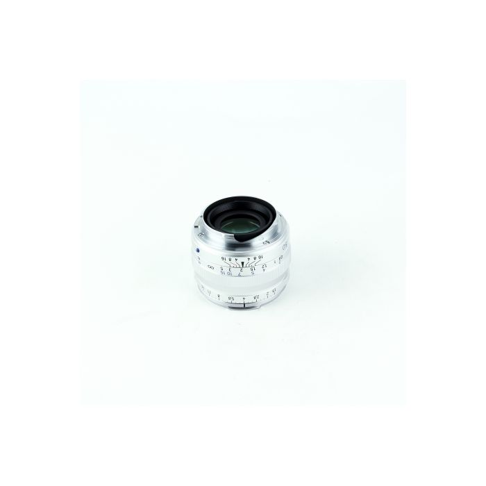 Zeiss 50mm F/1.5 C Sonnar ZM T* Lens For Leica M Mount, Silver {46}