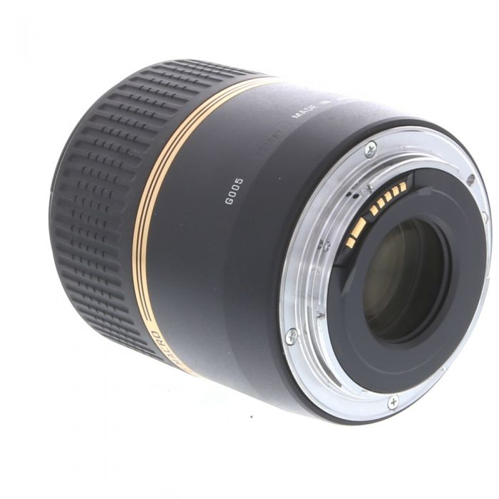 Tamron SP 60mm f/2 DI II Macro EF/S-Mount Lens for Canon APS-C DSLR {55} G005