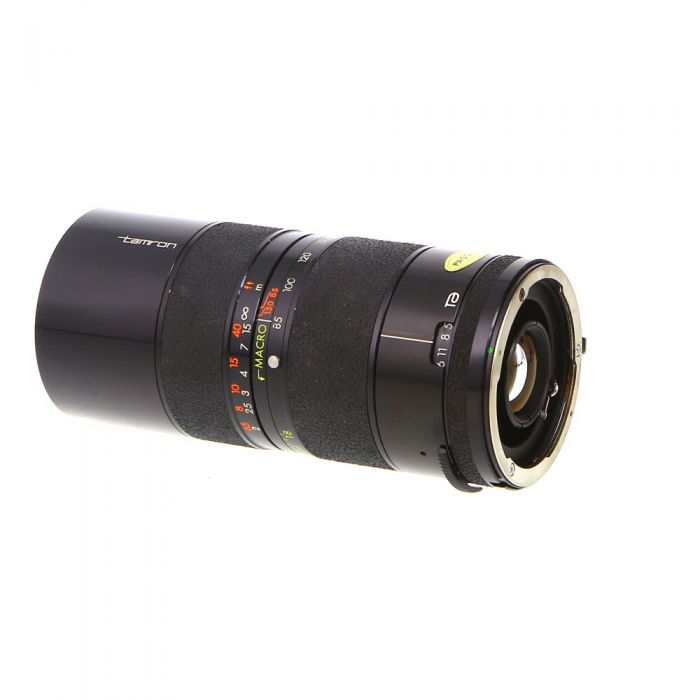 Tamron 85-210mm F/4.5/2 Touch (RequiresAdaptall) Lens {55}
