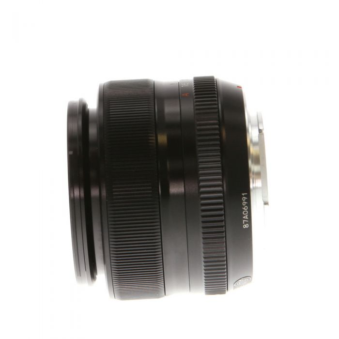 Fujifilm Fujinon XF 35mm f/1.4 R Lens for X-Mount, Black {52}