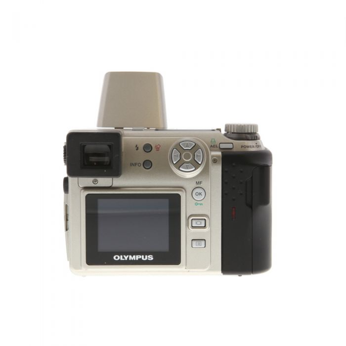 Olympus C-2100 Digital Camera (Camera Only) {2.1 M/P}