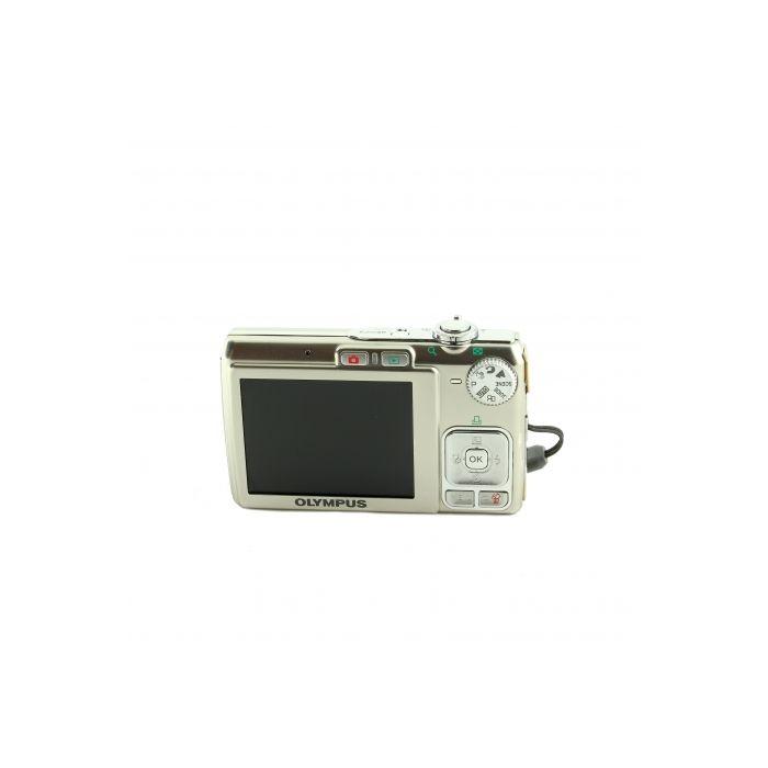 Olympus FE-280 Silver Digital Camera {8.0 M/P}