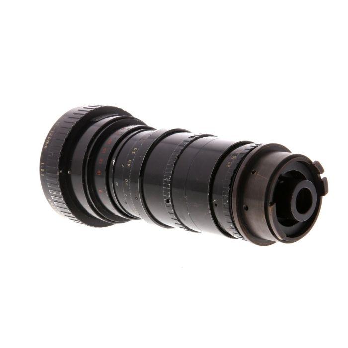 Angenieux 12-120mm F/2.2 (Arriflex Standard Mount) Lens