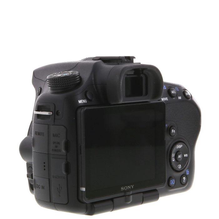 Sony Alpha SLT-A57 Digital Camera Body, Black  {16.1MP}