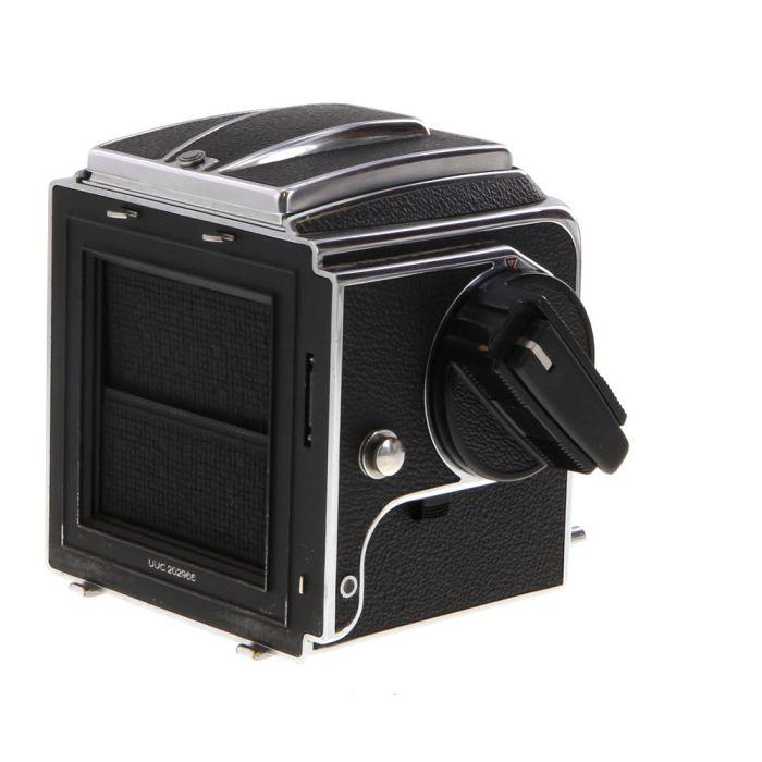 Hasselblad 500CM Late Medium Format Camera Body, Chrome