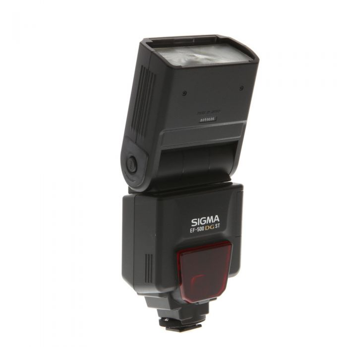 Sigma EF-500 DG ST Flash For Canon EOS [GN132] {Bounce, Zoom}