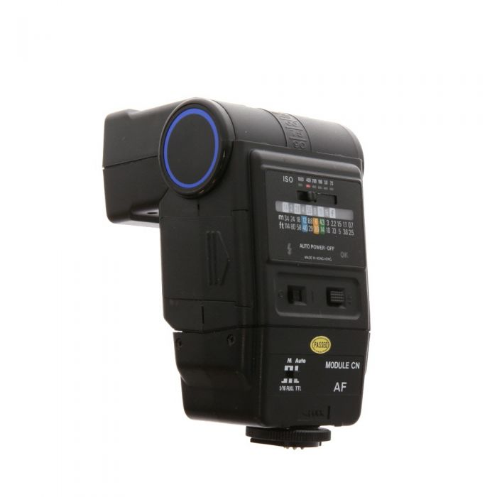 Promaster FTD 5200 Flash For Canon EOS [GN80] {Bounce}