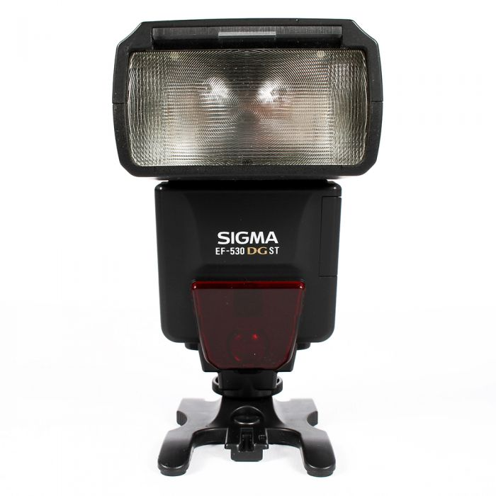 Sigma EF-530 DG ST Flash For Canon EOS [GN53] {Bounce, Zoom}