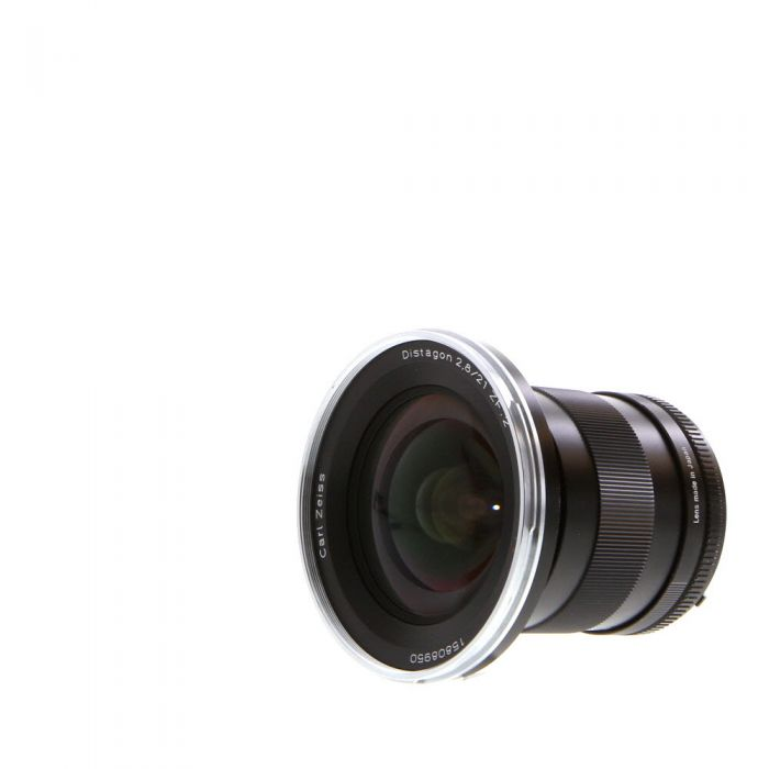 Zeiss 21mm f/2.8 Distagon ZF.2 T* AIS (With CPU Contacts) Manual Focus Lens For Nikon F-Mount {82}