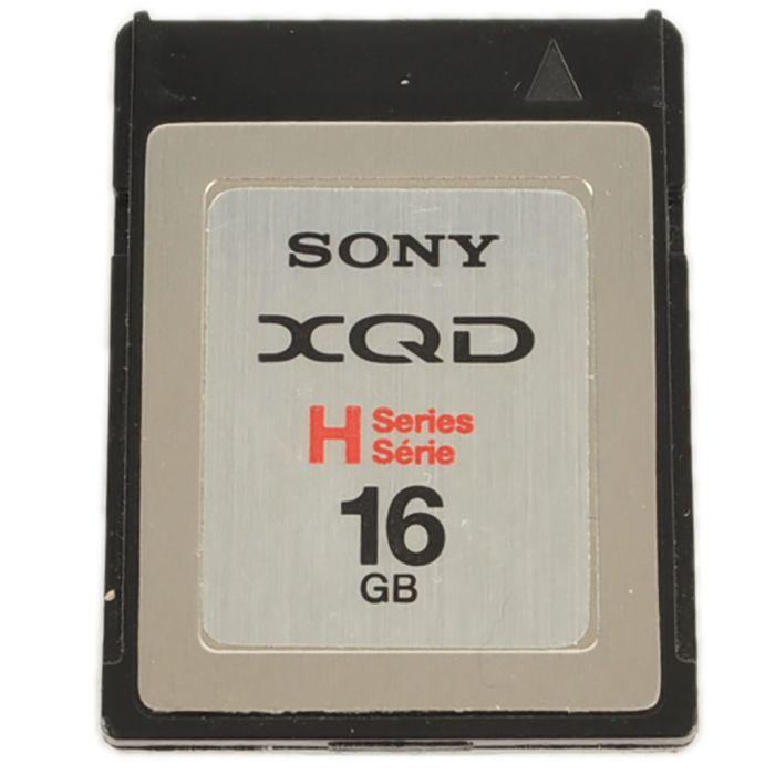 Sony XQD 16GB H Memory Card