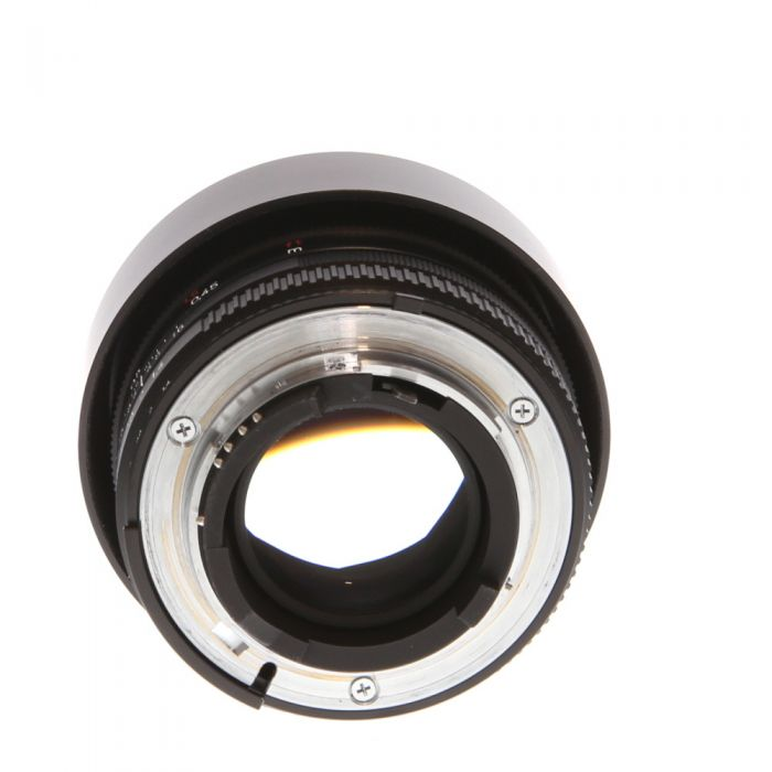 Zeiss 50mm F/1.4 ZF.2 Planar (With CPU Contacts) T* AIS Manual Focus Lens For Nikon {58}