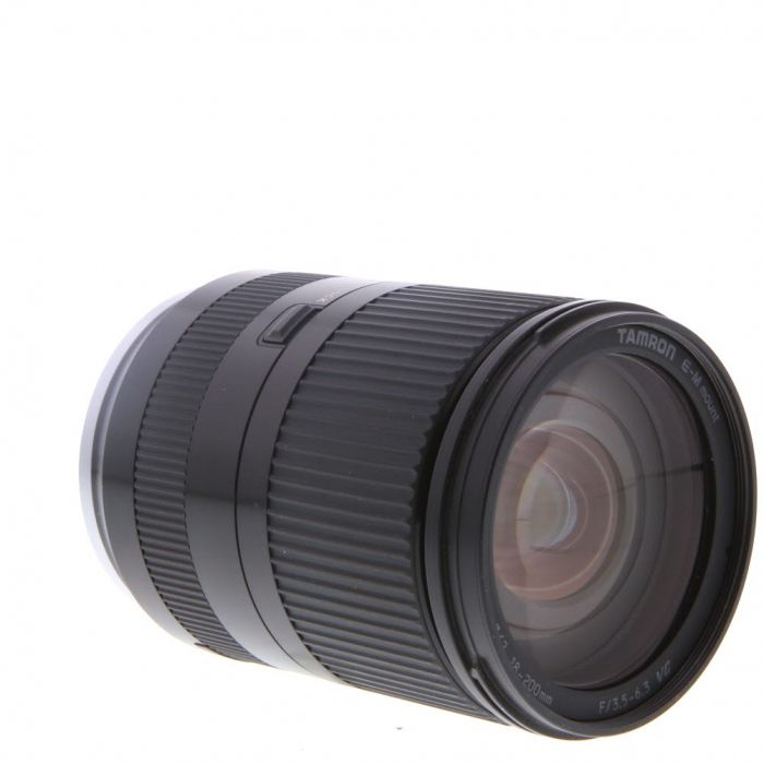 Tamron 18-200mm f/3.5-6.3 DI III VC Autofocus Lens for Sony E-Mount, Black {62} B011