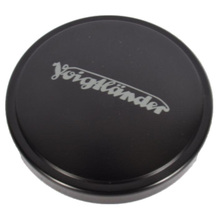 Voigtlander 50mm Front Lens Cap, Black