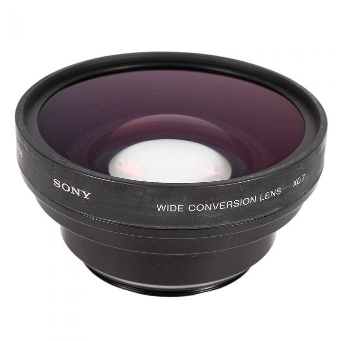 Sony VCL-HG0758 Wide Conversion Lens x0.7 (58mm Mount)