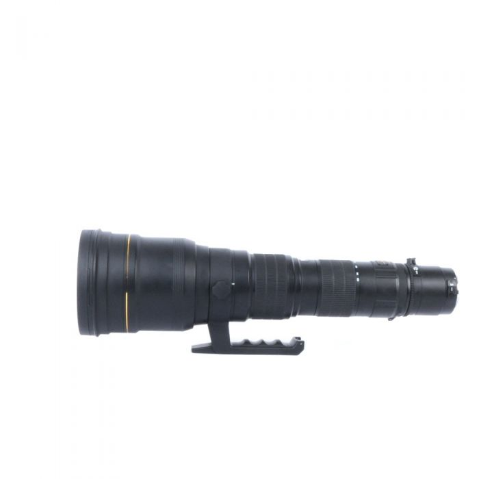 Sigma 300-800mm F/5.6 APO DG EX HSM IF Lens For Canon EF Mount {46 Drop-In}