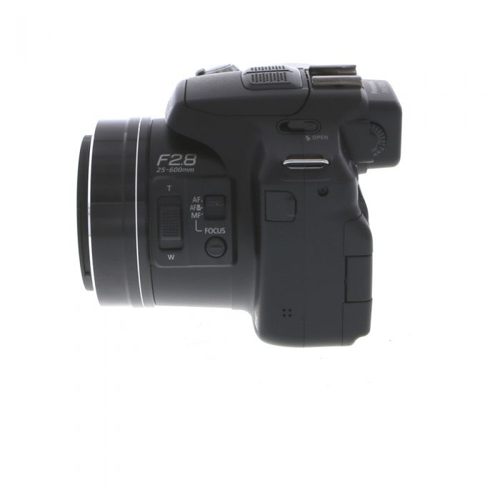 Panasonic Lumix DMC-FZ200 Digital Camera, Black {12.1 M/P}