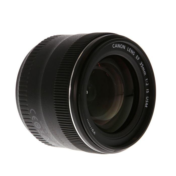 Canon 35mm f/2 IS USM EF-Mount Lens {67}