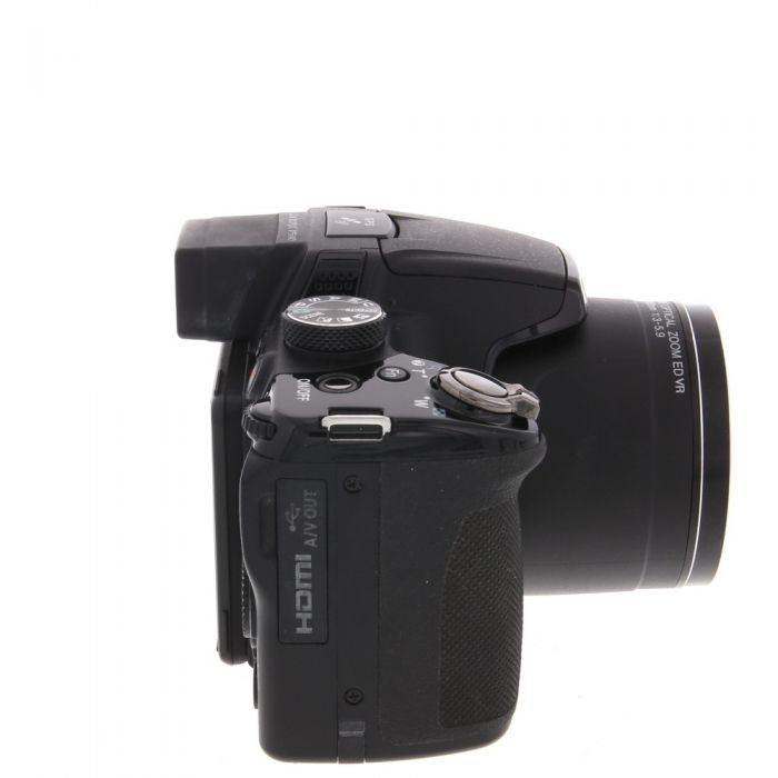 Nikon Coolpix P510 Digital Camera, Black {16.1MP}