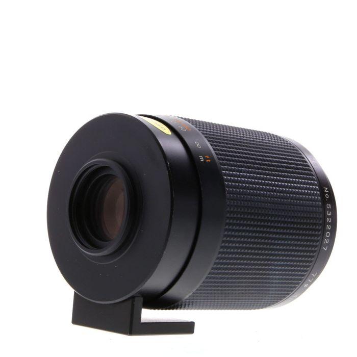 Spiratone 500mm F/8 Mirror/Requires T-Mount Lens {77}