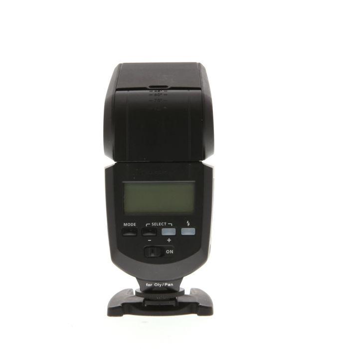 Metz 48 AF-1 TTL Flash For Olympus Digital [GN118] {Bounce, Swivel, Zoom}