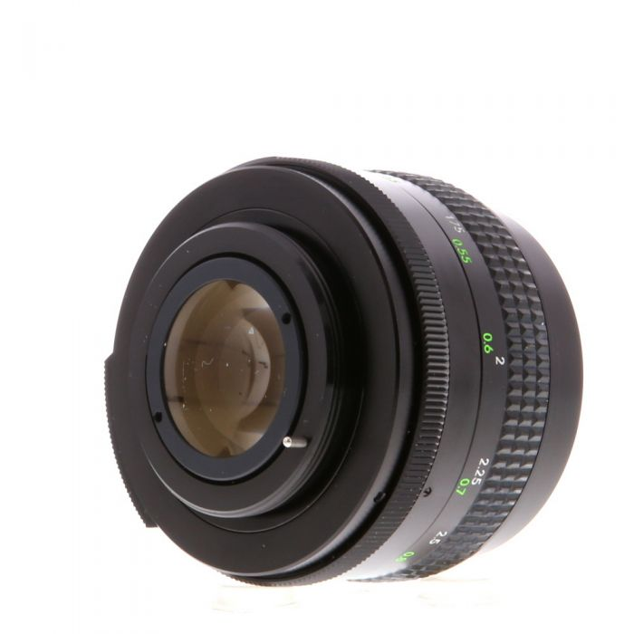 Chinon 55mm F/1.7 Auto M42 Screw Mount Manual Focus Lens {52}