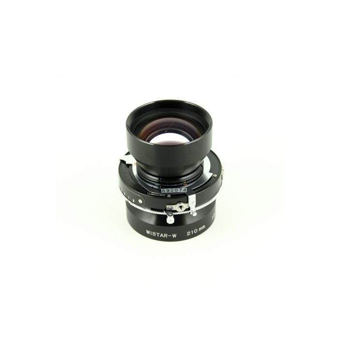 Wista 210mm f/5.6 Wistar-W Copal Press B (4X5)(39 MT)