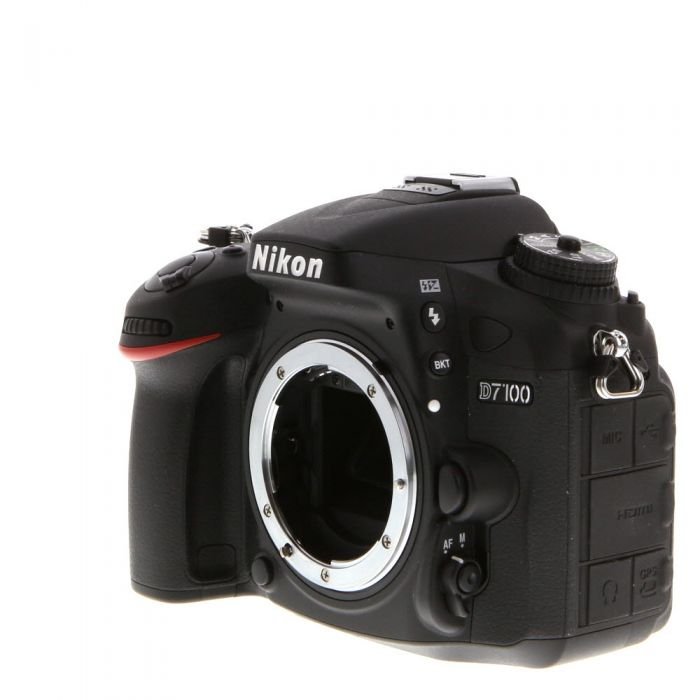 Nikon D7100 DSLR Camera Body {24.1MP}