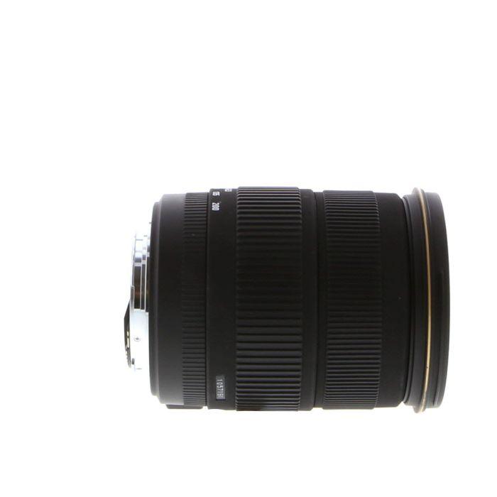 Quantaray 18-200mm F/3.5-6.3 DIO OS EF Mount Lens For Canon APS-C Sensor DSLRS {72}