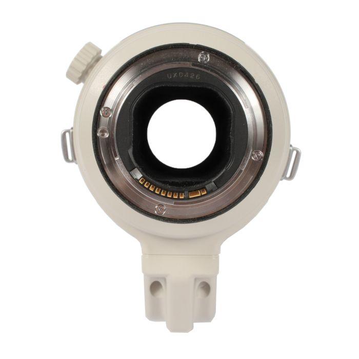 Canon 600mm f/4 L IS USM EF-Mount Lens {52}